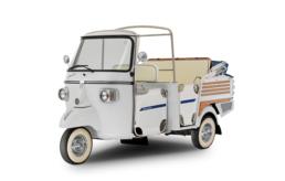 Ape Piaggio - Green Vehicles - Veicoli elettrici - Jesi - Italia