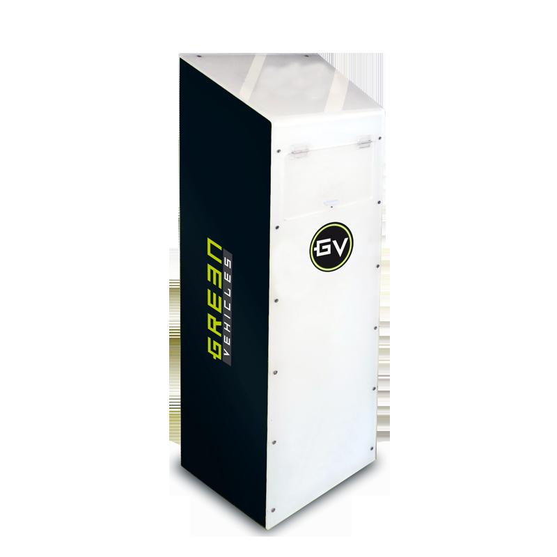 Sistema di ricarica - Green Vehicles - Veicoli elettrici - Jesi - Italia