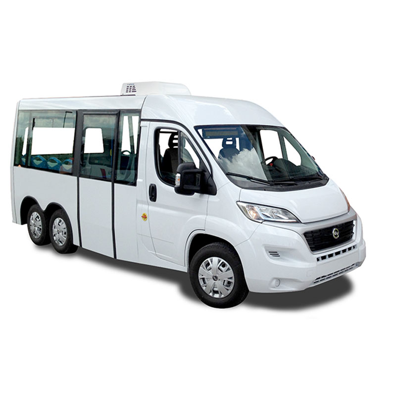 Minibus - Green Vehicles - Veicoli elettrici - Jesi - Italia