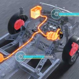 Hybrid - Green Vehicles - Veicoli elettrici - Jesi - Italia
