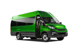 Iveco Daily - Green Vehicles - Veicoli elettrici - Jesi - Italia