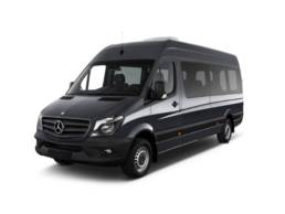 Mercedes Sprinter - Green Vehicles - Veicoli elettrici - Jesi - Italia