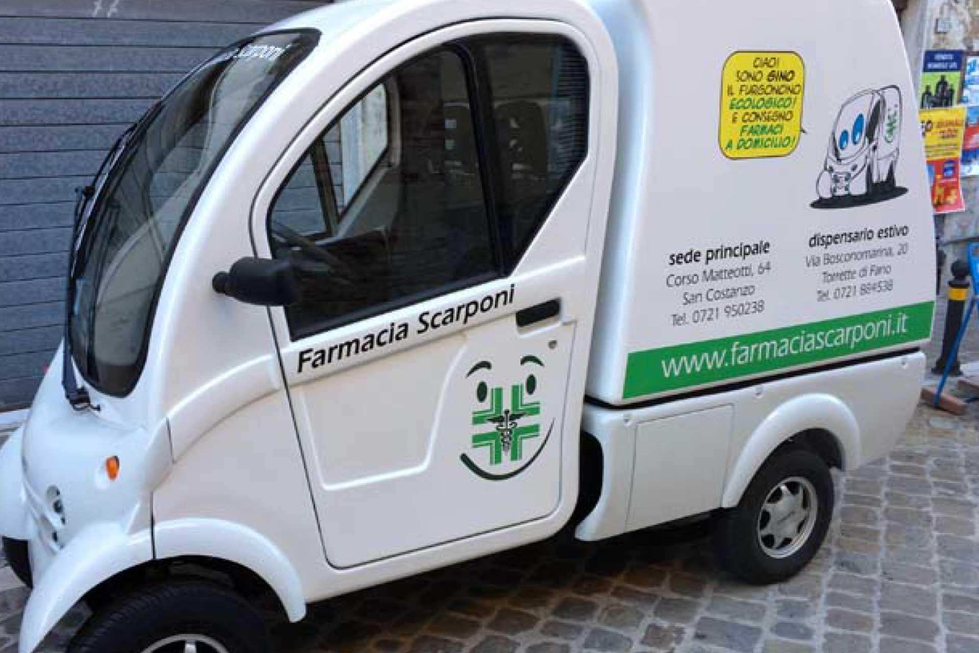 Realizzazioni - Green Vehicles - Veicoli elettrici - Jesi - Italia 4