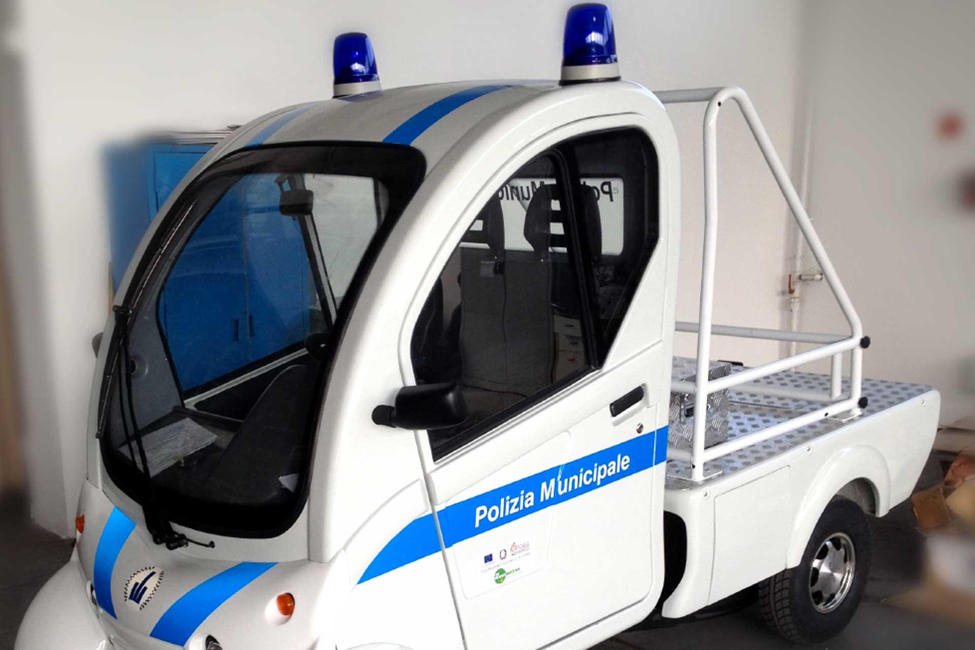 Realizzazioni - Green Vehicles - Veicoli elettrici - Jesi - Italia 6