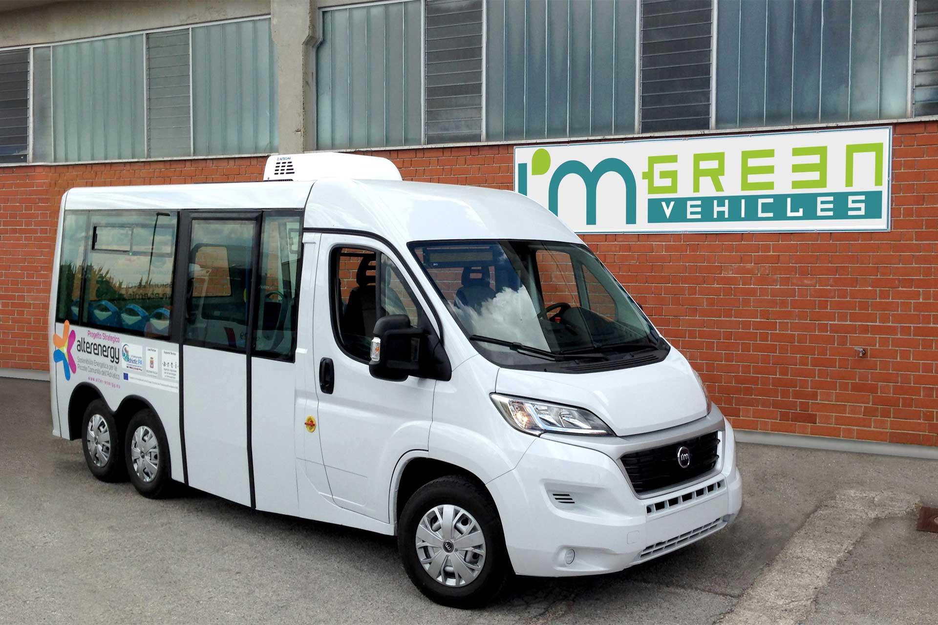Realizzazioni - Green Vehicles - Veicoli elettrici - Jesi - Italia 7