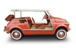Spiaggina - 1 - Green Vehicles - Veicoli elettrici - Jesi - Italia