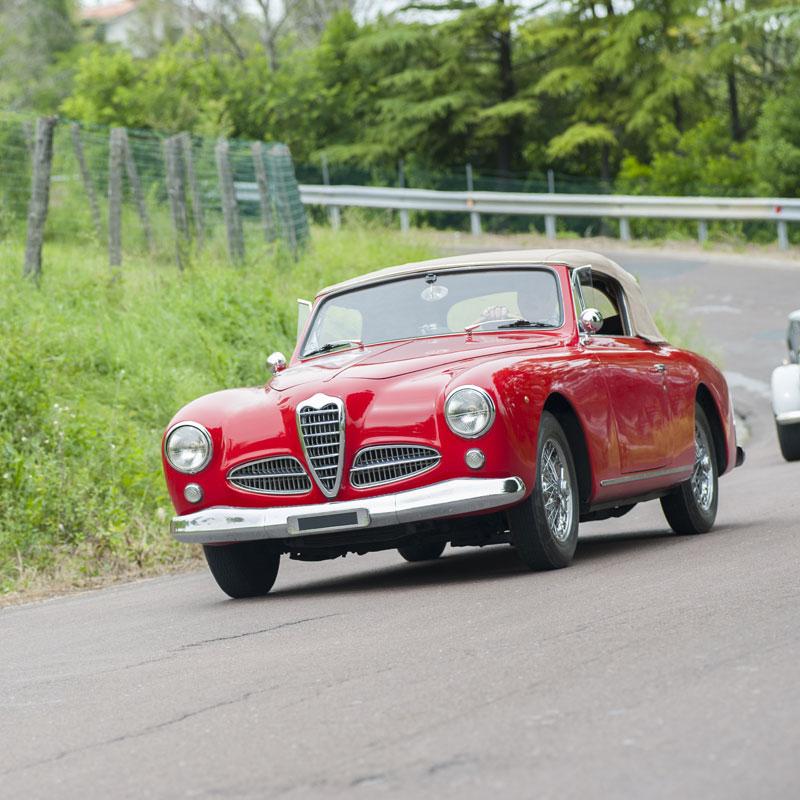 Auto d'epoca elettriche - Green Vehicles - Veicoli elettrici - Jesi - Italia - 3