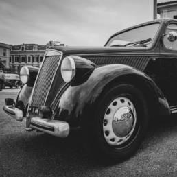 Auto d'epoca elettriche - Green Vehicles - Veicoli elettrici - Jesi - Italia - 4