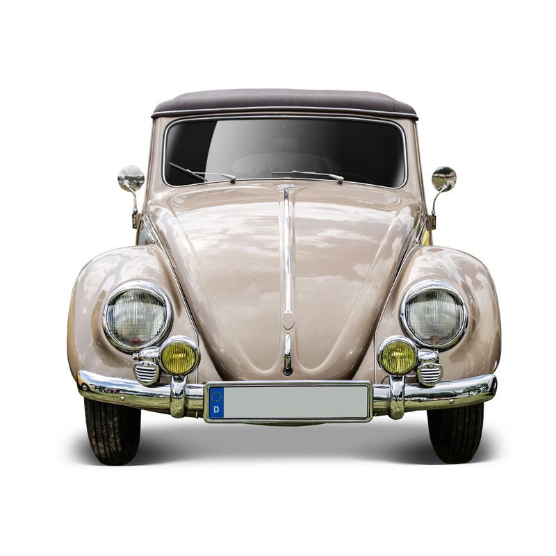 Elettro Vintage - auto epoca elettriche - Green Vehicles -Jesi - Maggiolino