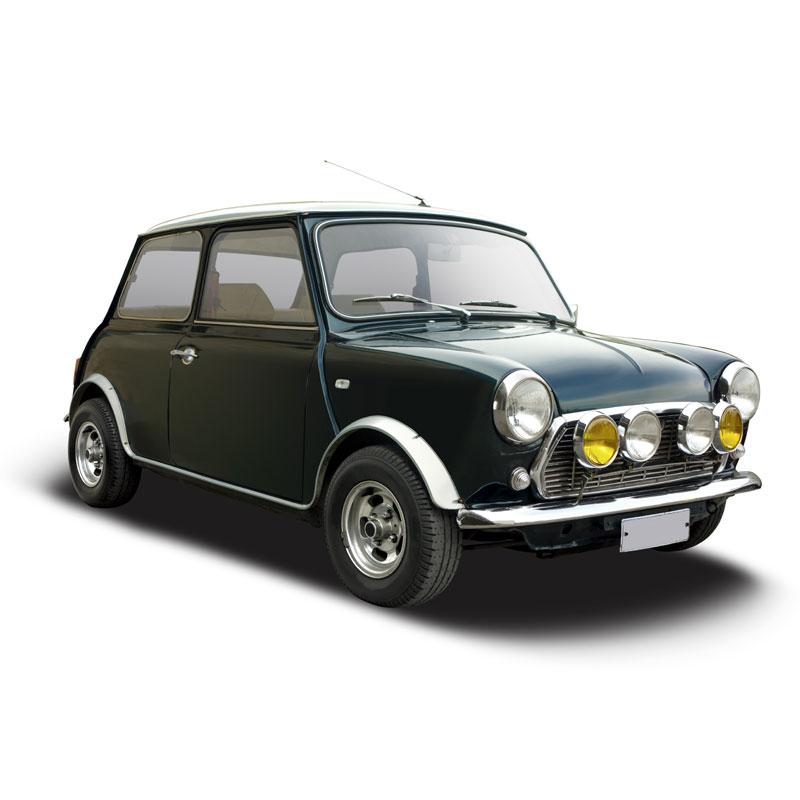 Elettro Vintage - auto epoca elettriche - Green Vehicles -Jesi - Mini