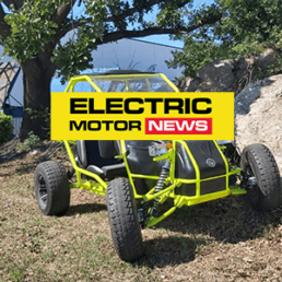 Elettra Buggy su Electric motor News